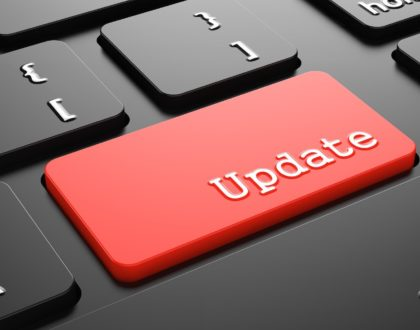 BCS Website Updates