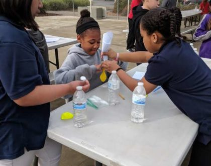 5th Grade Exploring STEM Experiments