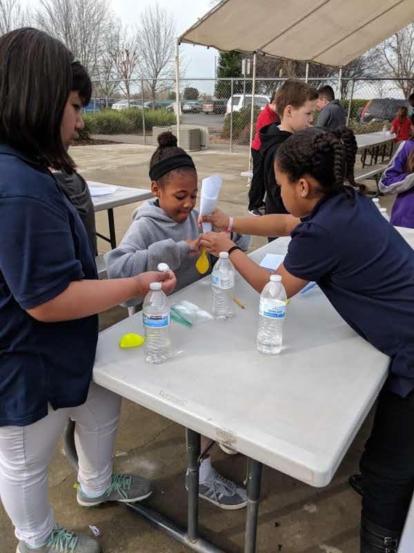 5th Grade Exploring STEM Experiments