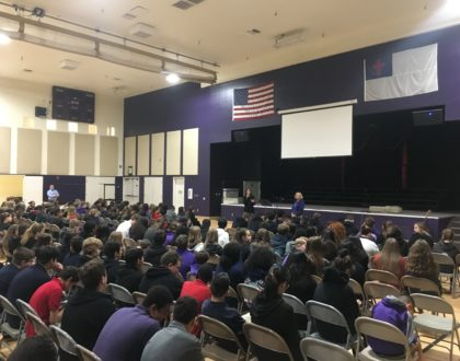 Middle School Honor Roll Awards
