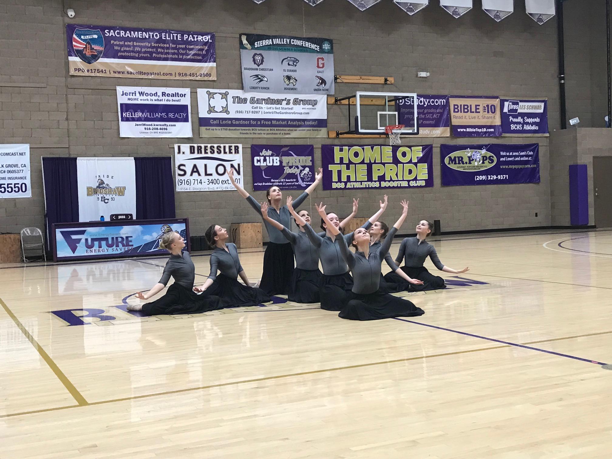 "High School Chapel Hosts ""Ballet Rejoice"""