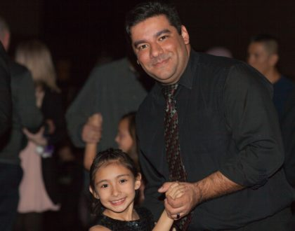 PTF Sponsors First Annual Father-Daughter Dance