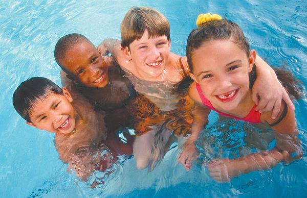 Swimming and Water Fun