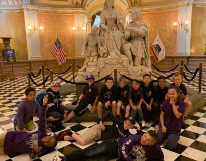 BCS Third Grade Visits the Capitol