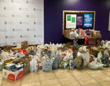 BCS Elementary Takes Spirit of Christmas to Elk Grove Food Bank