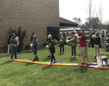 BCS Middle School Has Full Year of Fun Amidst Covid Challenges